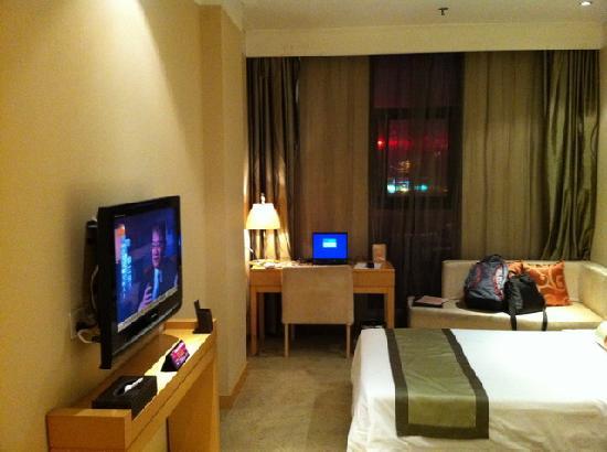 Lotus Hotel: 房间一景