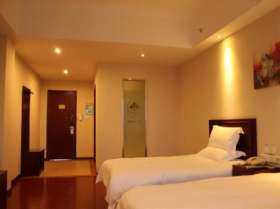 GreenTree Inn Yancheng Yabang Business Hotel