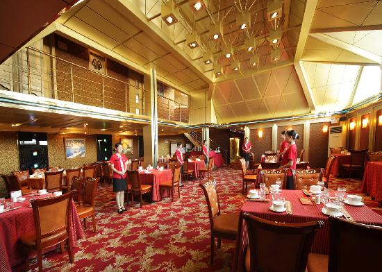 Qingxin Hotel: 餐厅