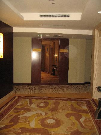 纳德自由酒店 : 电梯前室