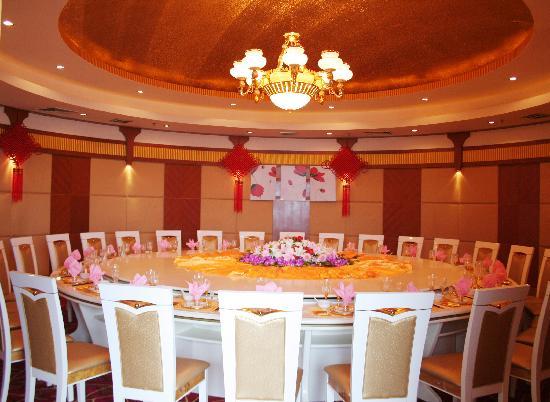Xiujiang Hotel : 赣西最大包厢 袁州厅