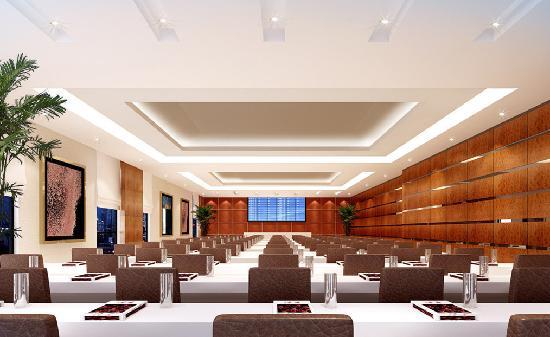 Laozishan Hotspring Villa : 酒店中会议室