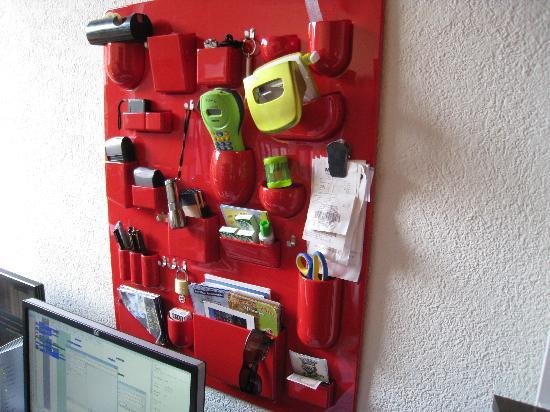 Hotel Garni Centro : style tools