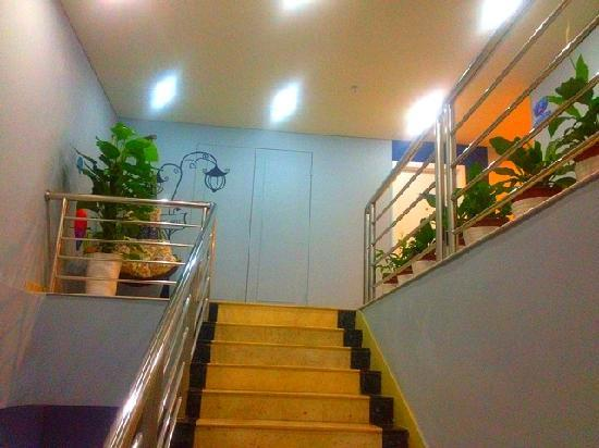 Bestay Hotel Express Shantou Changping Road : 走廊