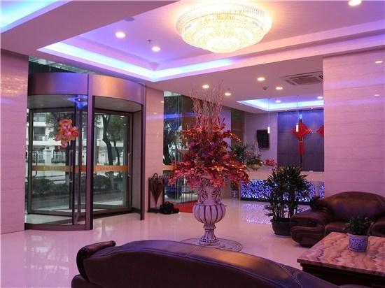 Jiutian Holiday Hotel Tongxiang: 酒店大厅
