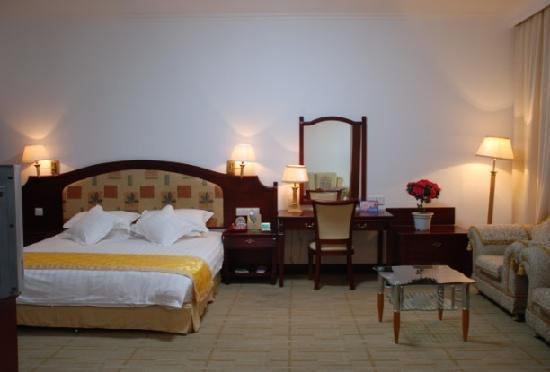 Jinggangshan Hotel: 豪华套间