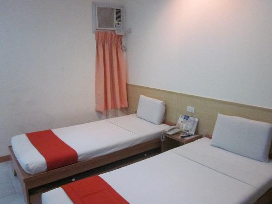 Hotel Pier Cuatro: 客房1