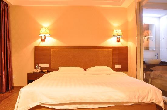 Huiao Hotel: 标准大床房