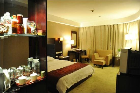 Huajing Hotel: 豪华单人间