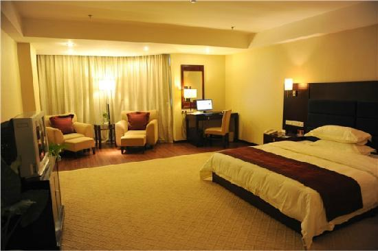 Huajing Hotel: 普通单人间