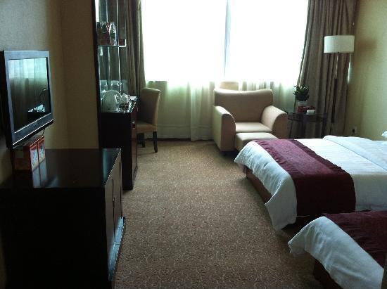 Huajing Hotel: 普通标准间