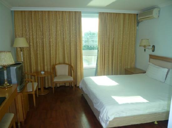 Fuhua Hotel: 蜜月大床房