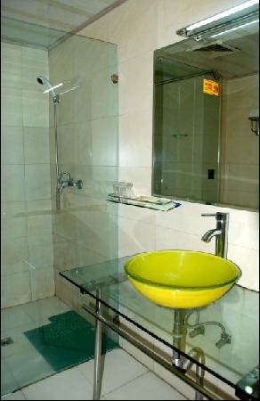 Youyuan Motel Jinjiang District: 照片描述