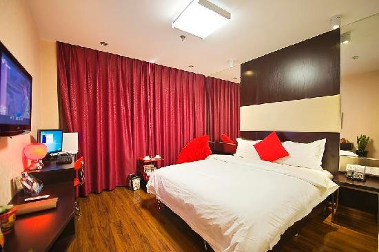 Apple Fashion Hotel : 温馨大床房