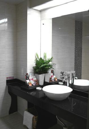 Shuaibaren Hotel: 卫生间