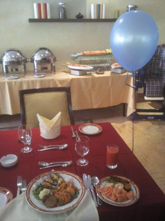 Holiday Inn Al Khobar: 酒店餐厅