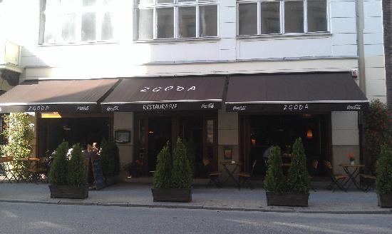 Grill Bar Zgoda