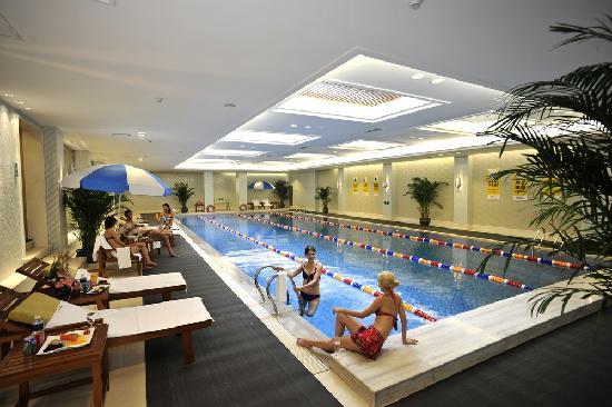 Wuxi idea garden hotel updated 2018 reviews price for Idea garden hotel wuxi