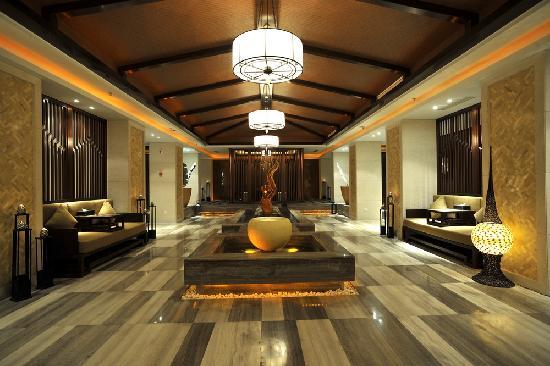 โรงแรมวูซีไอเดียการ์เดน: SPA