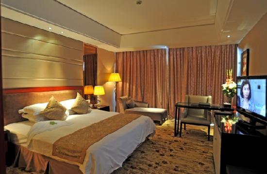 Baisheng Huijin Hotel: 商务大床房