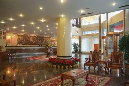 Dongyang International Hotel : 大厅