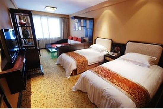 Dongyang International Hotel : 客房