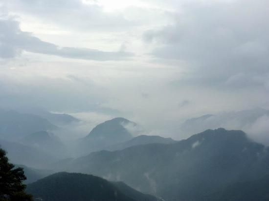Mt. Lishan Scenic Resort : li