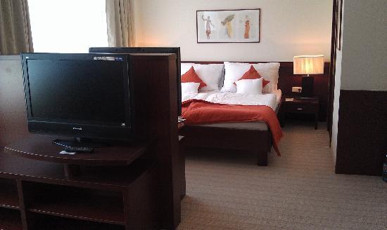 Apollo Hotel: 两台电视