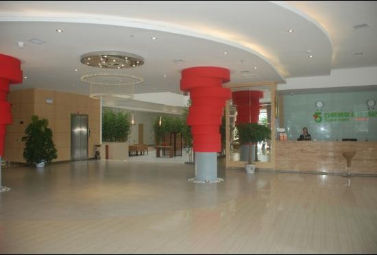 Wuyue Scenic Area Hotel Jinggangshan: 大厅