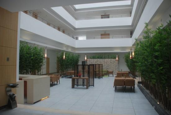 Wuyue Scenic Area Hotel Jinggangshan: 休息区