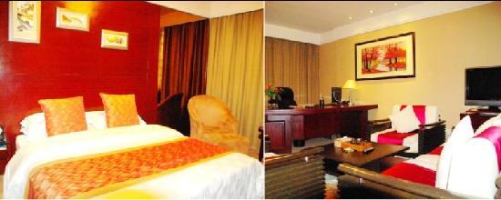 Ningbo Hotel : 套房