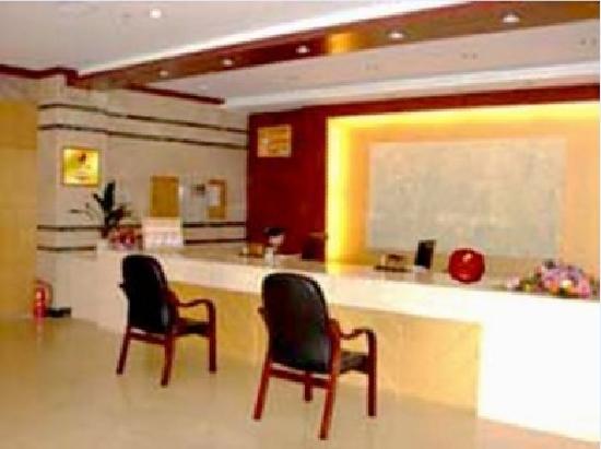 Yongxiu Hotel: 豪华标准间