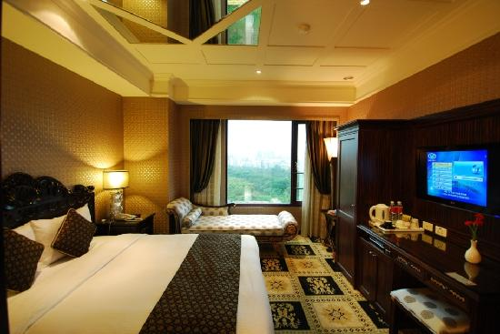 Rido Hotel : 景觀客房
