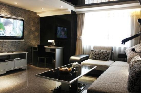 Chuangyi Fashion Chain Business Hotel Lvdao Jiayuan : 照片描述