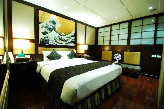 Rido Hotel: 豪華客房