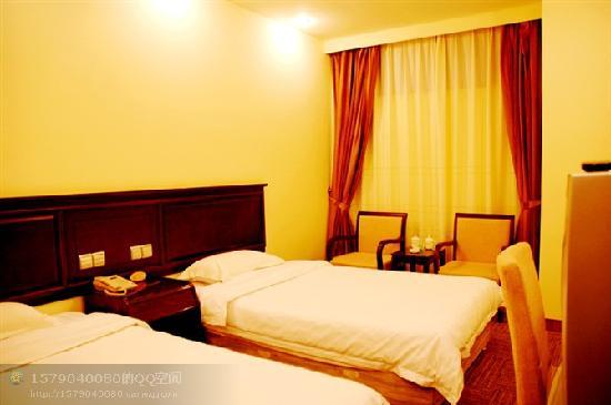 Huabin Huanlian Hotel: 客房豪华标间