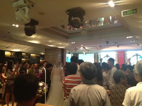 Beijing Tibet Hotel: 有个基督主题