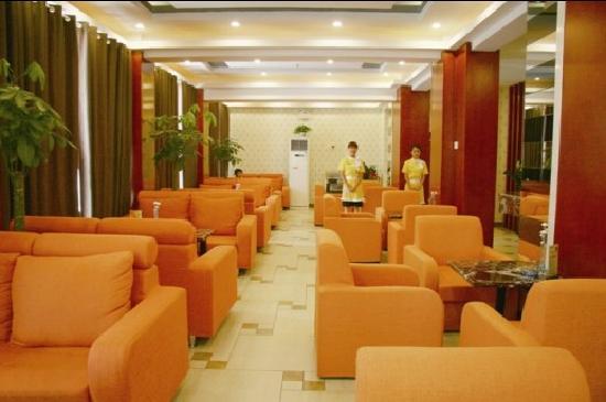 Mango Hotel: 咖啡厅
