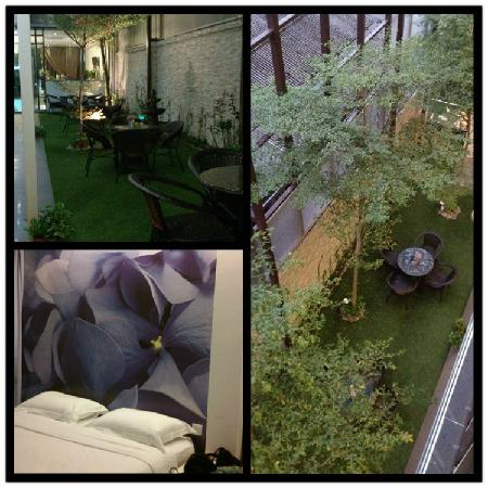 V Garden Hotel : vgarden