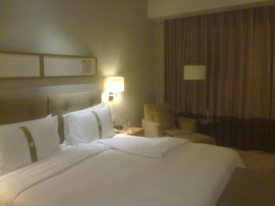 Holiday Inn Beijing Deshengmen: 大床房