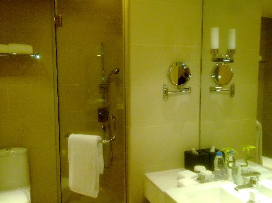 Holiday Inn Beijing Deshengmen: 洗手间