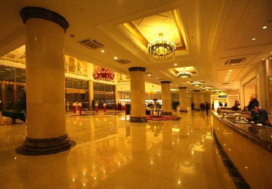 Tianlong Hotel: 酒店大堂