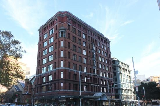 悉尼中央青年旅舍 Picture Of Sydney Central Yha Sydney Tripadvisor