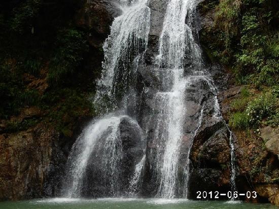 Wenzhou Rui'an Magic Rock : 梅雨潭