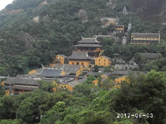 Wenzhou Rui'an Magic Rock : 圣寿禅寺
