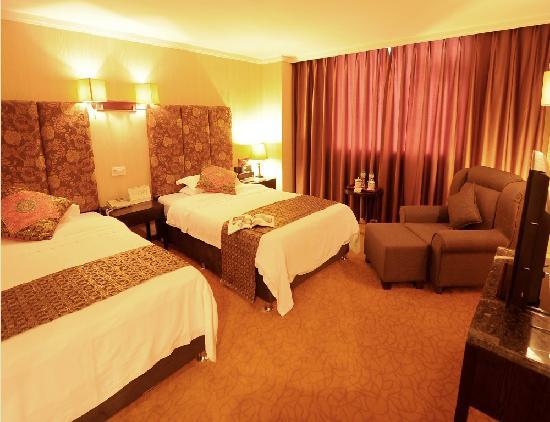 Pretty Tianfu Hotel: 豪华标间