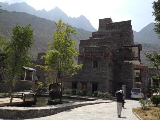 Li County, Trung Quốc: 羌寨