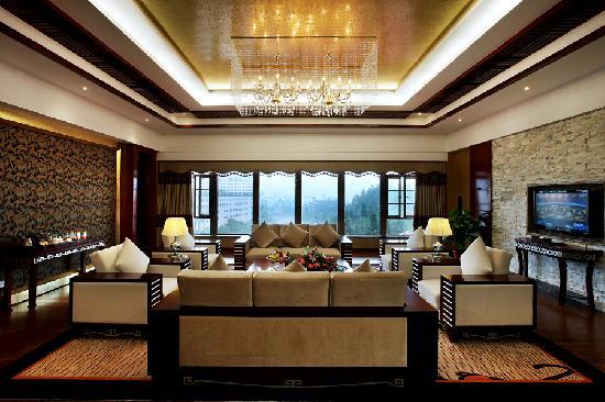 Zhongtailai International Hotel: 总统套房-1