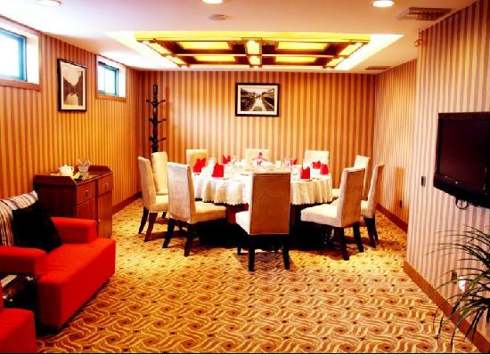 Jiangnan Business Hotel: 豪华包间