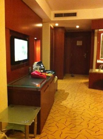 FuramaXpress Hotel (Beijing Zhong Guan Cun): 环境舒适